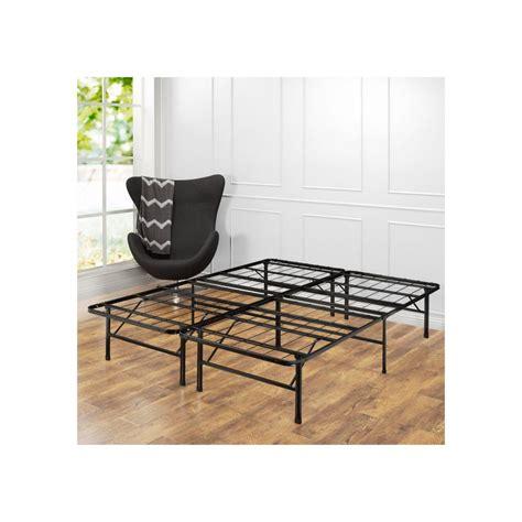 14 bed frame zinus 14 inch smartbase mattress foundation platform bed