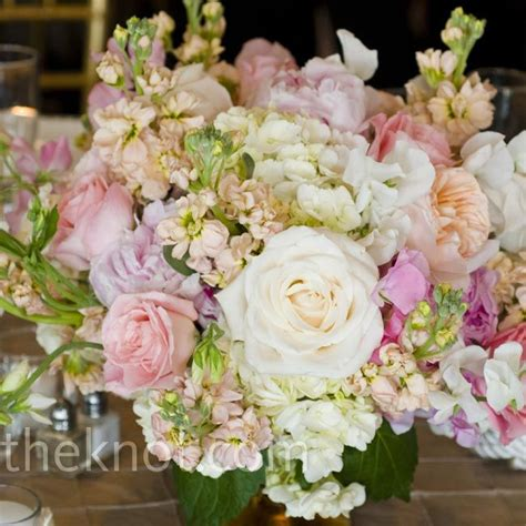 low floral centerpieces happily after