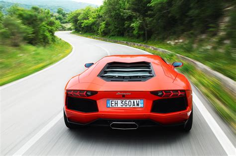 Facts About Lamborghini Aventador Leaked Information About Lamborghini Aventador Roadster