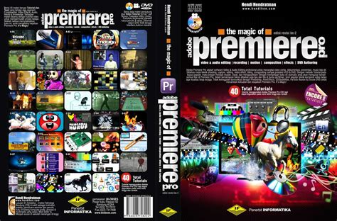 tutorial edit video dengan adobe after effect buku premiere pro tutorial video edit efek dvd movie the