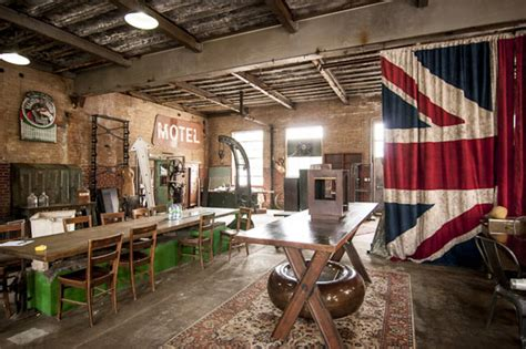 junction salvage shop opens  square foot factory