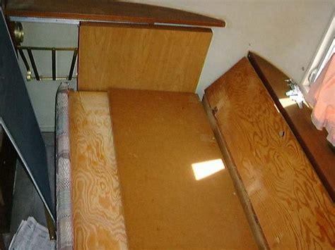 gaucho bed sofa beds gauchos vintage airstream