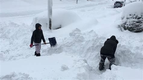 Erie County Pa Records Erie Pennsylvania Battling Snow Emergency The Daily Beast