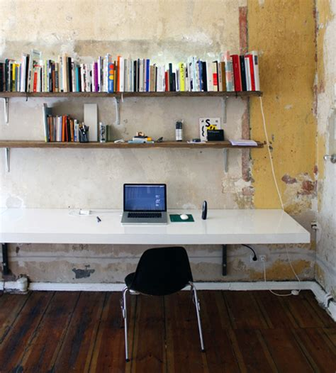 Workin It 15 Diy Desks You Can Build Brit Co Diy Murphy Desk