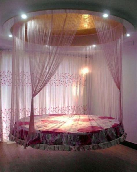 built  ceiling beds space saving retractable beds