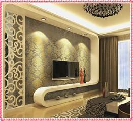 Living Room With Wallpaper Design Living Room Decorating Ideas 2016 Best Wallpaper Patterns
