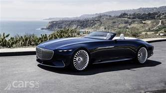 Mercedes Gallery Vision Mercedes Maybach 6 Cabriolet Photo Gallery Cars Uk