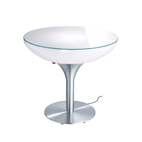 Lu Dinding Outdoor Seri 07 table ronde lumineuse lounge 75 outdoor moree