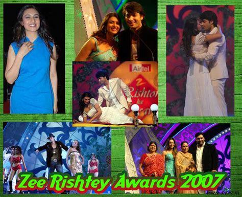 film india rishtey hindi awards zee rishtey awards 2007 nettv4u