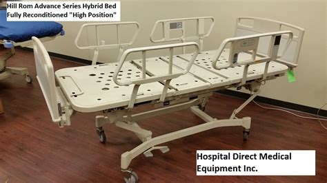Hospital Bed hill rom advance beds hospital beds
