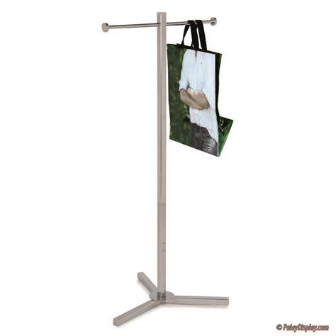 shopping bag rack purse rack