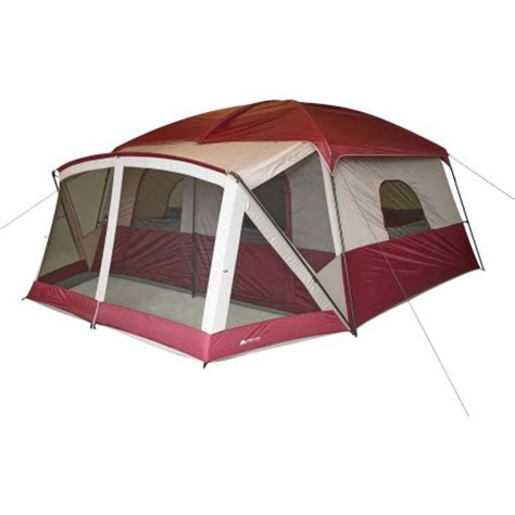 Tenda Tent Cing Outdoor Person Shelter Family Instant 2 Dome Cabi ozark trail 12 person cabin tent with screen porch