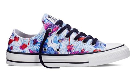 Converse Limited Edition Chair Print Shoe by Converse Chuck All Floral Print Nike News