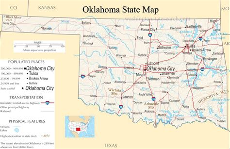 image gallery large oklahoma state map image gallery large oklahoma state map