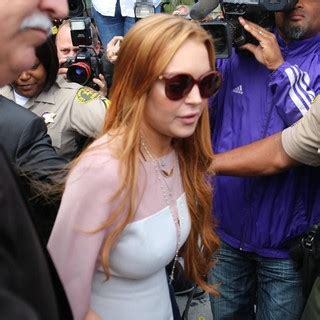 Lindsay Lohan Exits Rehab Enters Bar by Lindsay Lohan Picture 553 At The Ed Sullivan
