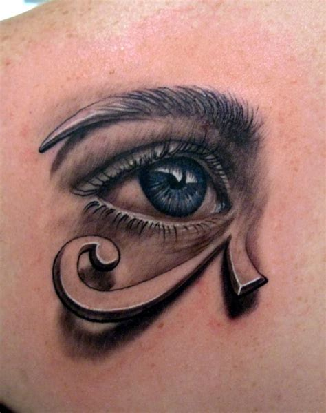 tattoos of eyes horus eye images designs