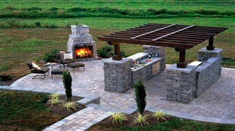 paver patio pit outdoor brick pavers brick paver patio with pit