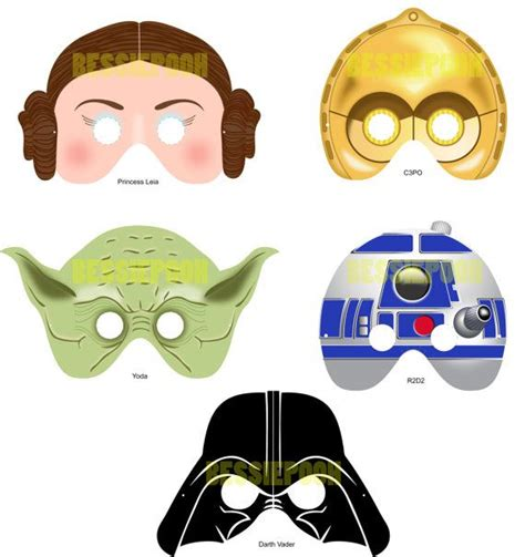 elf on the shelf printable darth vader mask pinterest the world s catalog of ideas
