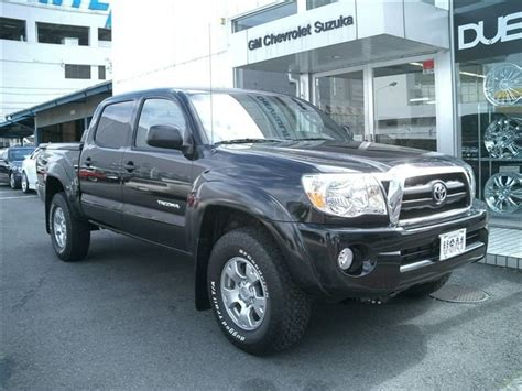 Which Toyotas Are Made In Japan 2010 تويوتا تاكوما Sr5 التقط Lhd السيارات اليابانية