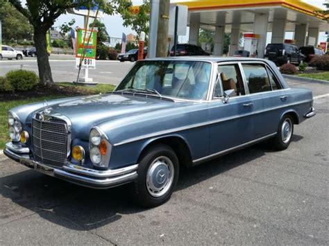 Mercedes Flagship by 1968 Mercedes Flagship Sedan Classic 6 3