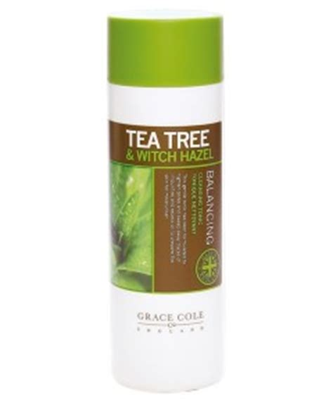 Tea Tonic Detox Tea by Grace Cole Tea Tree And Witch Hazel Tea Tree And Witch