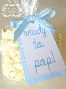 baby shower favors for boy it s a boy baby shower ideas hymns and verses