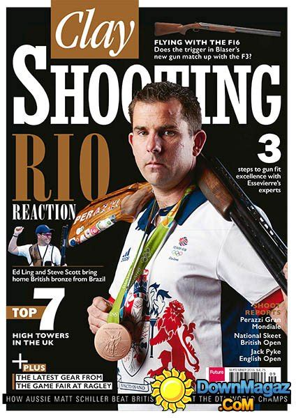 Kaos Fitness World Graphic 7 clay shooting september 2016 187 pdf magazines