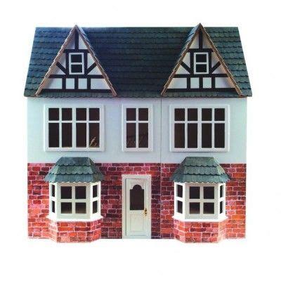 minimum world dolls houses minimum world dh034p orchard avenue dolls house painted white brick dolls