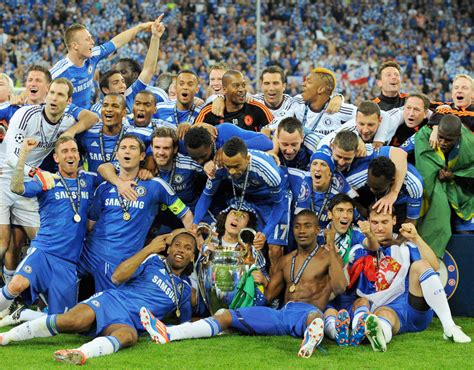 Chelsea Years where are they now chelsea s 2012 chions league