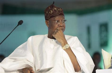 biography of lai mohammed fg to launch change begins with me caign news the