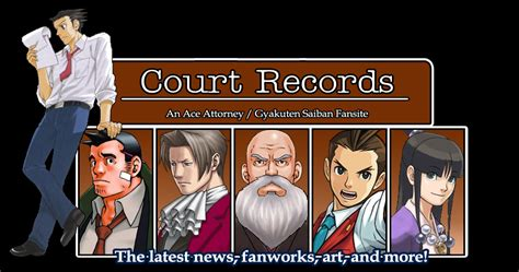 Court Records Forums Court Records Turns 11 Also Oc Contest Deadline Soon Trial Minutes