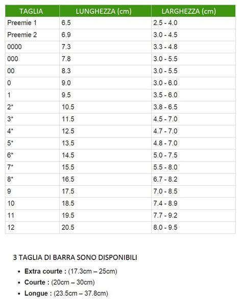 Misure Neonato scarpe neonato misura