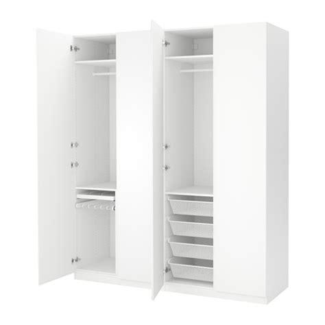 pax armoire penderie 200x60x236 cm charni 232 re fermeture
