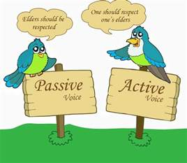 Standard Business Letter Written In Active Or Passive Voice Active And Passive Voice With Examples Enrichway