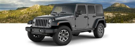 jeep rubicon 2017 grey regency chrysler official