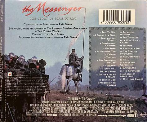 eric serra joan of arc soundtrack cd the messenger eric serra joan of arc soundtrack milla j