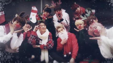 imagenes de navidad kpop up10tion baila catch me festejando la navidad global kpop