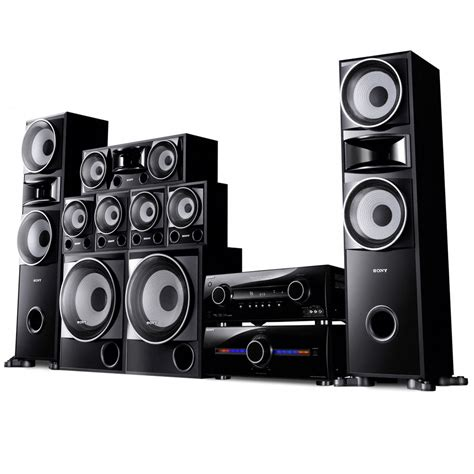 Audio Home Theater Sony home theater sony muteki ht ddw7600 7 2 canais c entrada hdmi 1 695 w home theater no