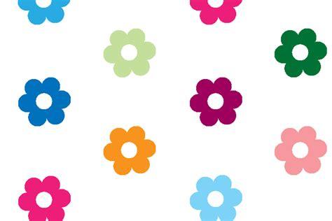 pattern fiori pattern punti fiore colorati photoshop