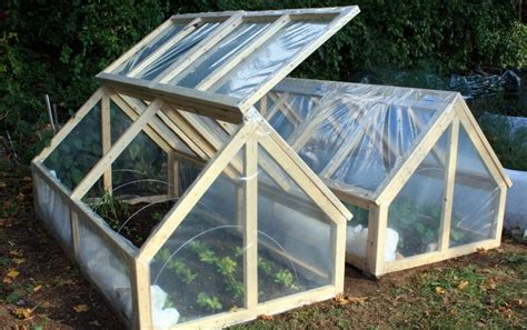 how do i build a greenhouse in my backyard build a mini greenhouse and extend your growing season