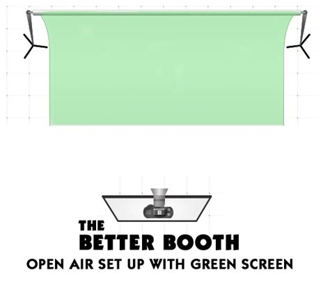 photo booth screen layout photo booth layout