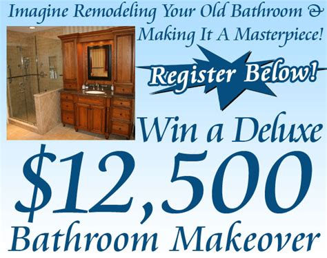 Win Bathroom Makeover 2014 by Build Your Bathroom Peninsula Of Michigan