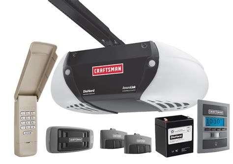 Garage Door Opener Prices Craftsman 1 Hps Garage Door Opener Points Best Price