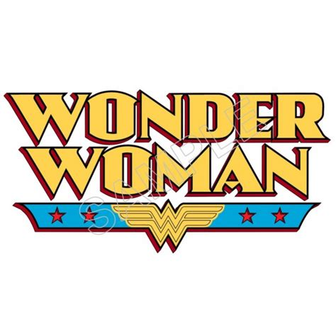 printable iron on logos personalized iron on transfers wonder woman logo t shirt