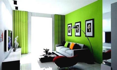 warna  cocok  ruangan sempit rumah  cat