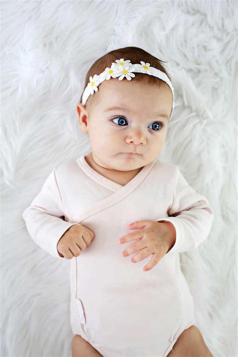 Baby Headband baby headband diy 3 ways and no sew a beautiful mess