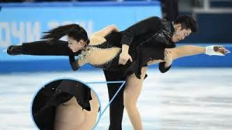 u s dancers end winter olympics run with