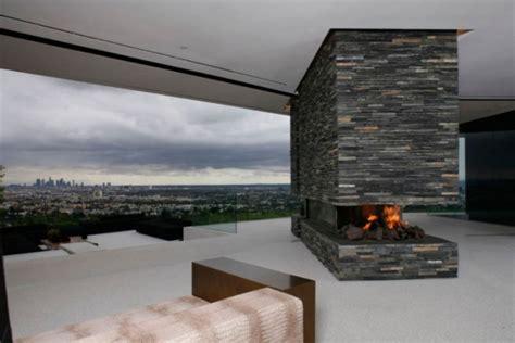 wand mit steinen verkleiden attraktive wandgestaltung im wohnzimmer wand in