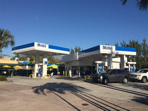 exxon mobil stations mobil gas station blue capital