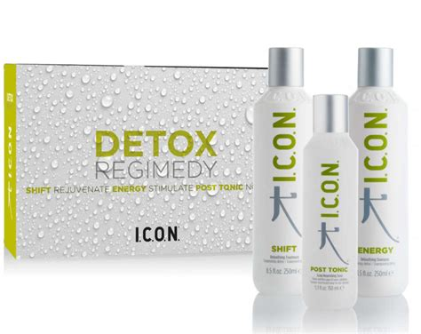 Detox Per Pack by Robert Perruquers Pack Icon Revitalize Detox